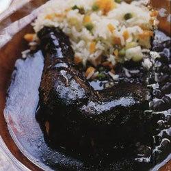 Black Mole Sauce
