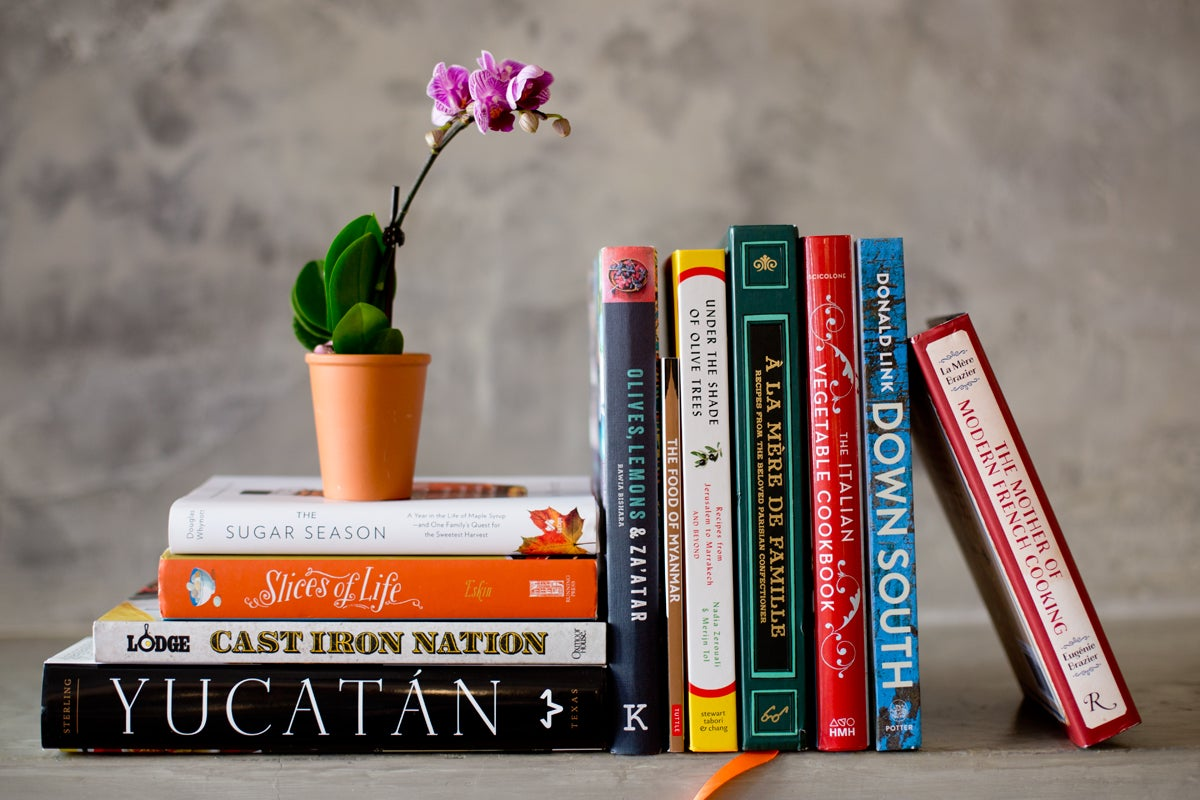 Books Worth Buying: February and March's Best Food and Drink Releases