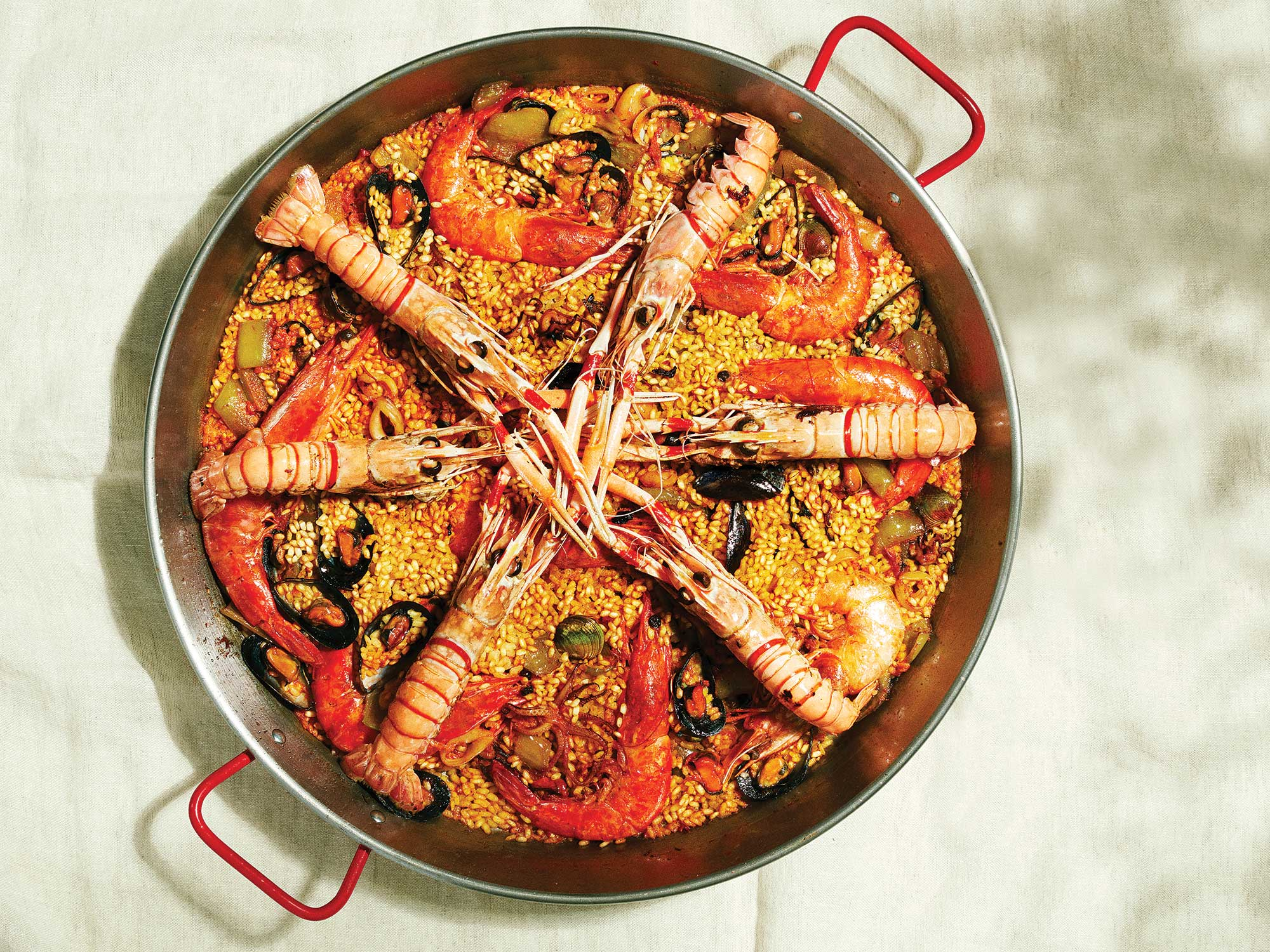 These Are Our Favorite Shellfish Recipes