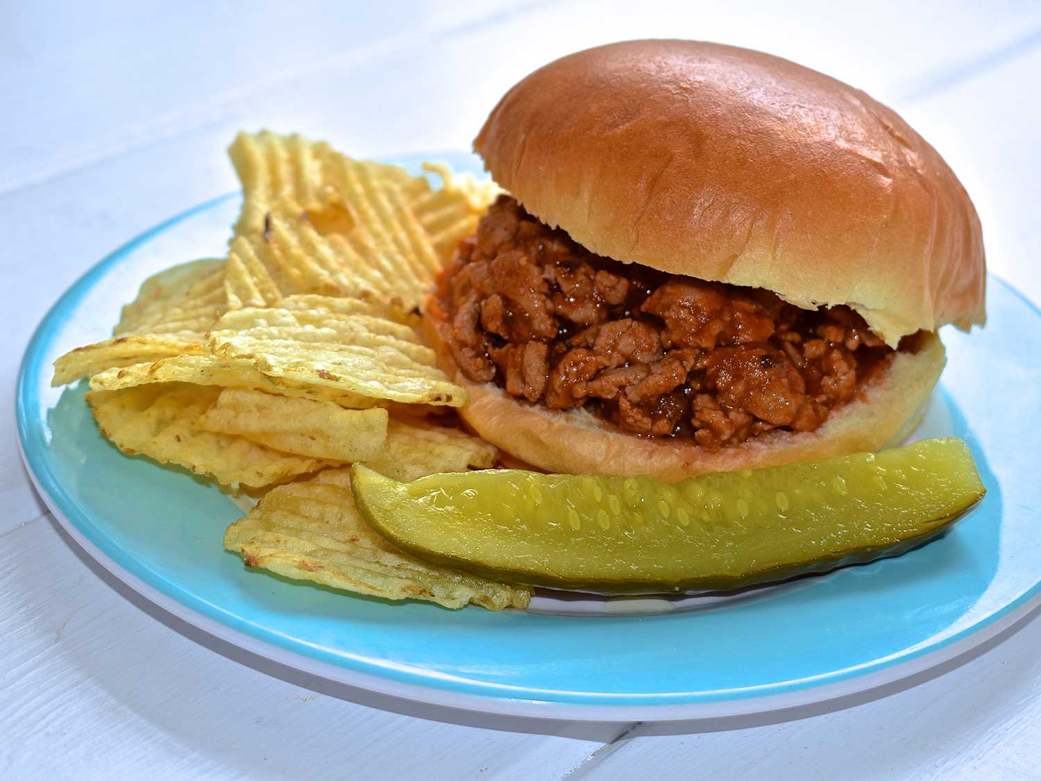 Decoding the Sloppy Joe: A (Supposedly) All-American Lunchtime Legend