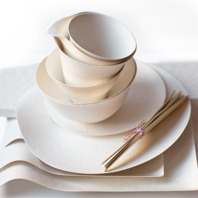 One Good Find: Wasara Paper Tableware