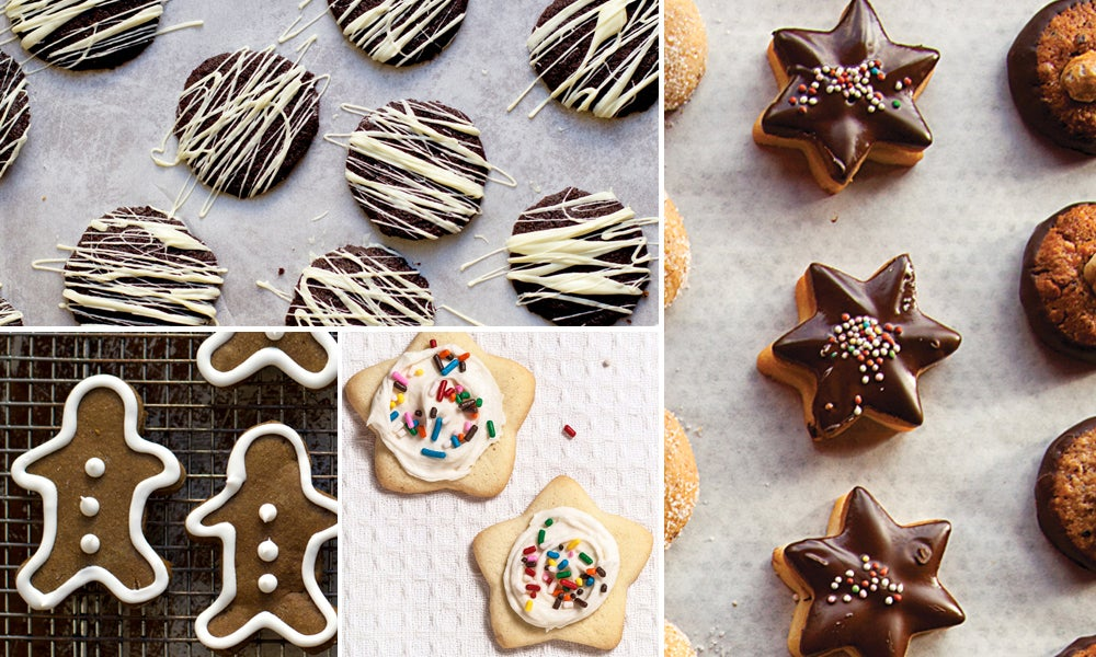 Menu: A Holiday Cookie Party