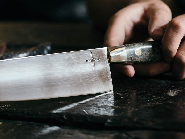 Step Inside One of the World's Most Beautiful Knife Shops