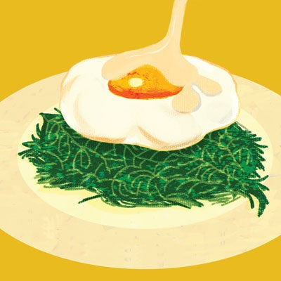 Just Ask: An Eggs Florentine Mystery, Cracked