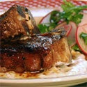 How to Make Grilled Lamb Chops with Tzatziki Sauce