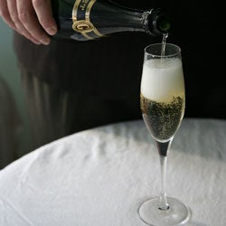 Opening Champagne