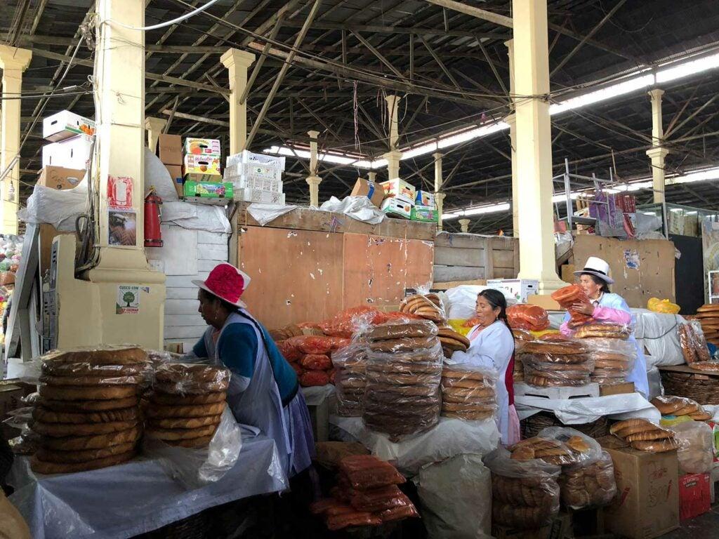 Oropesa Bread Ladies