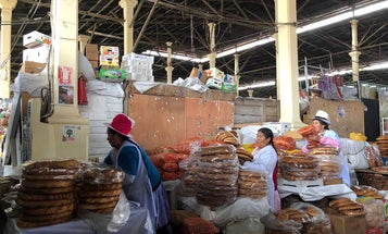 The Peruvian Town is Obsessed with Their Sweet Bread Loaves
