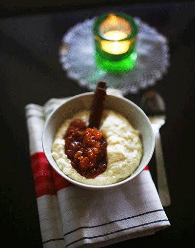 Swedish Rice Pudding