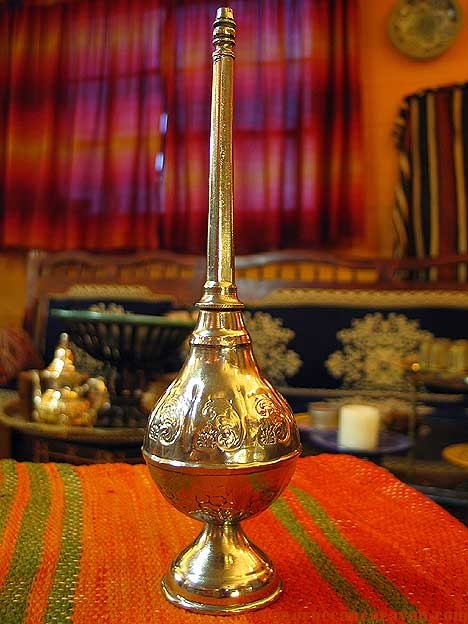 Moroccan Scented Water Dispenser