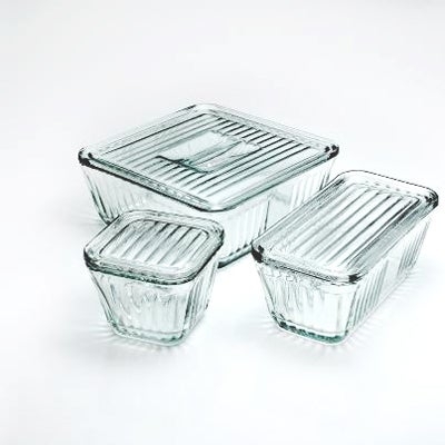 Bake and Store Containers