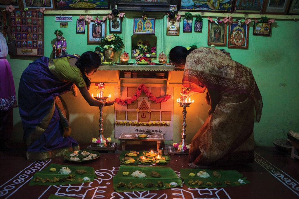 Pongal Feast Day