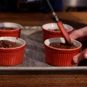 How to Make Molten Chocolate Cakes