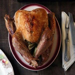 Leah Chase's Roasted Turkey