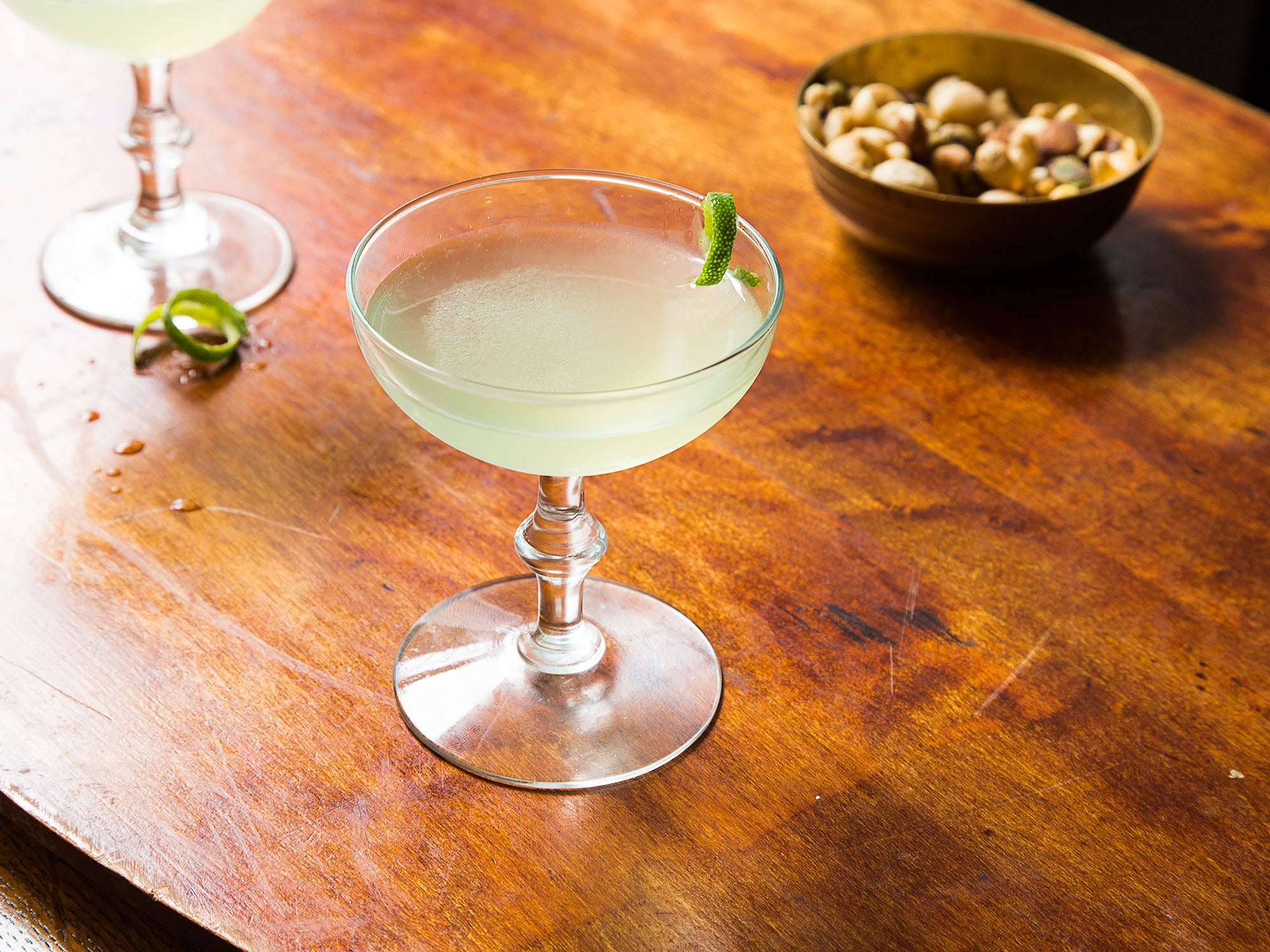 The Story of Brooklyn's Homesick Cocktail