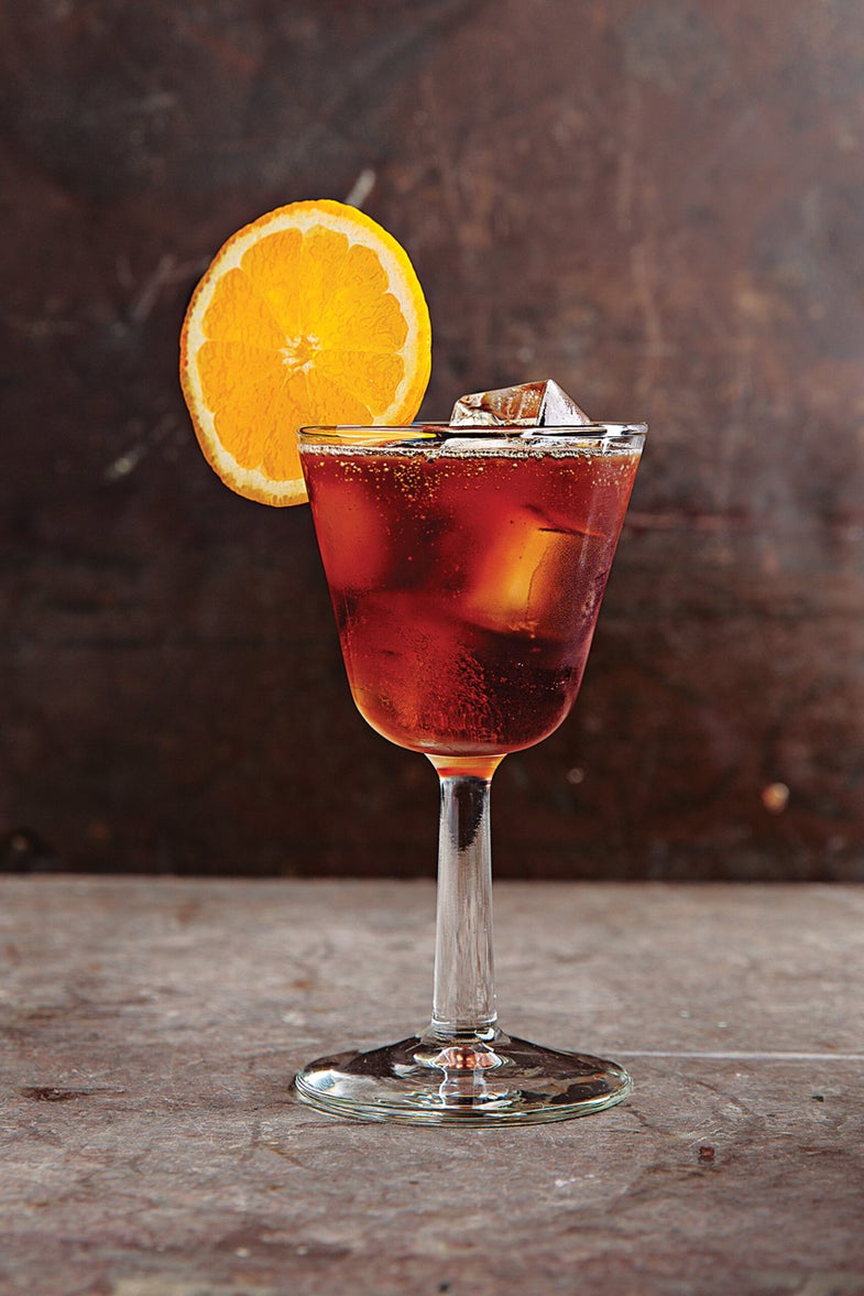 Vialiere Cocktail
