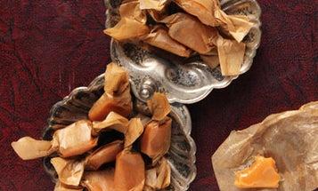 Sweet Relief: Coconut Milk Caramels