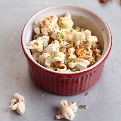 Mexican Corn-on-the-Cob Popcorn