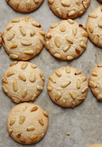 Pine Nut Cookies (Pignoli)