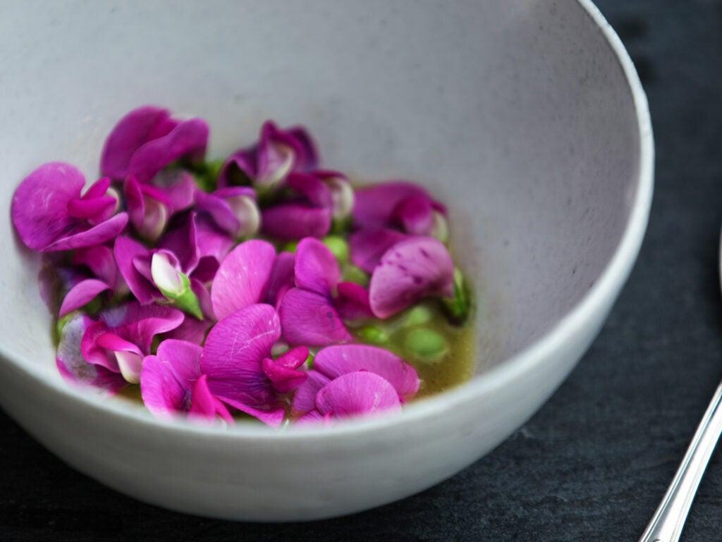 Edible Flowers Berlin Nobelhart