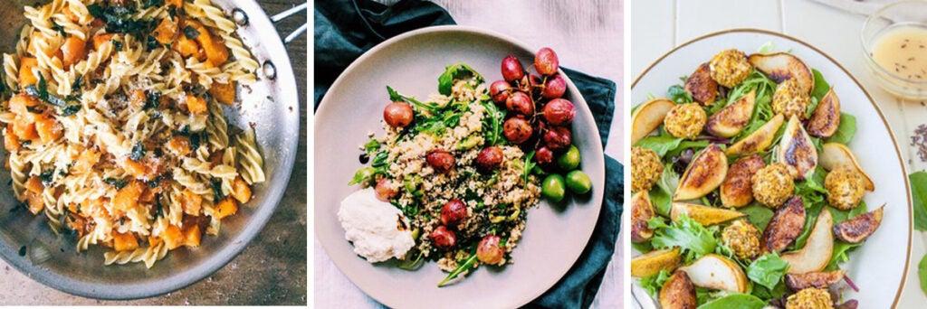 Fig & Pear Salad
