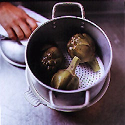 Cooking Artichokes