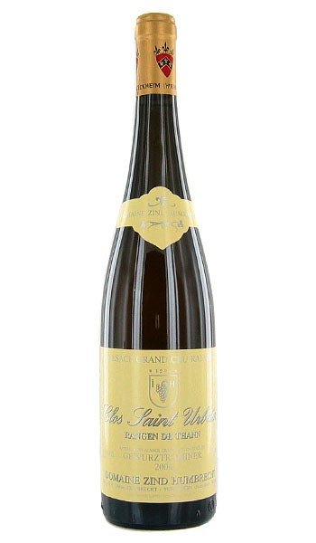 Drink This Now: Zind-Humbrecht Pinot Gris Grand Cru Rangen de Thann 2008