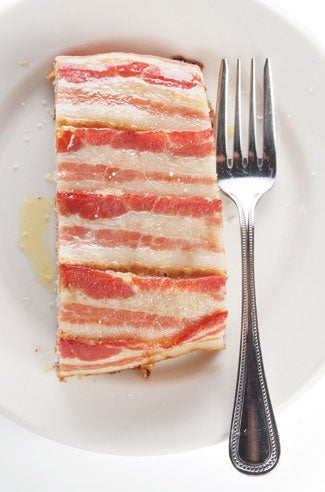 Danish Meat Loaf (Forloren Hare)
