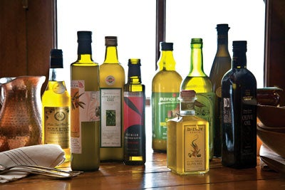 A Cook's Guide to Olive Oils