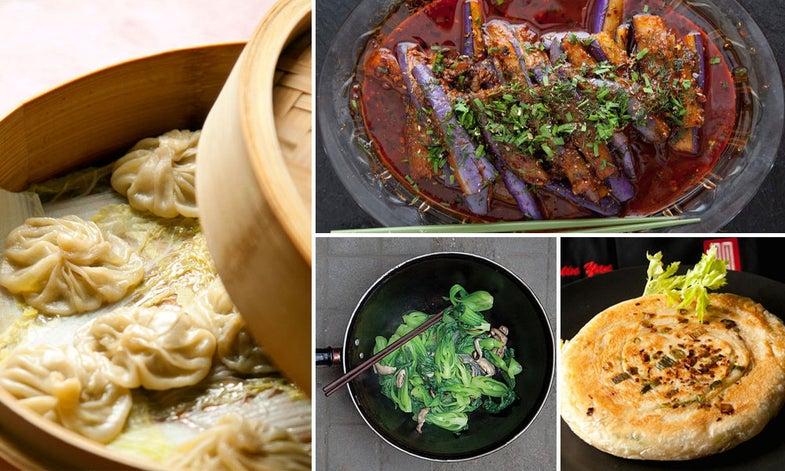 Menu: A Soup Dumpling Dinner Party