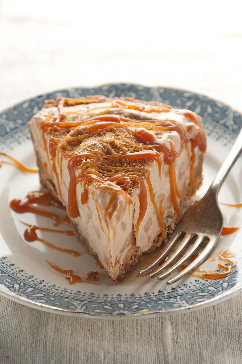 Apple Pie Ice Cream Pie