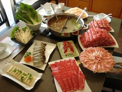 Eating in New York: Hot Pot at the Little Fat Lamb