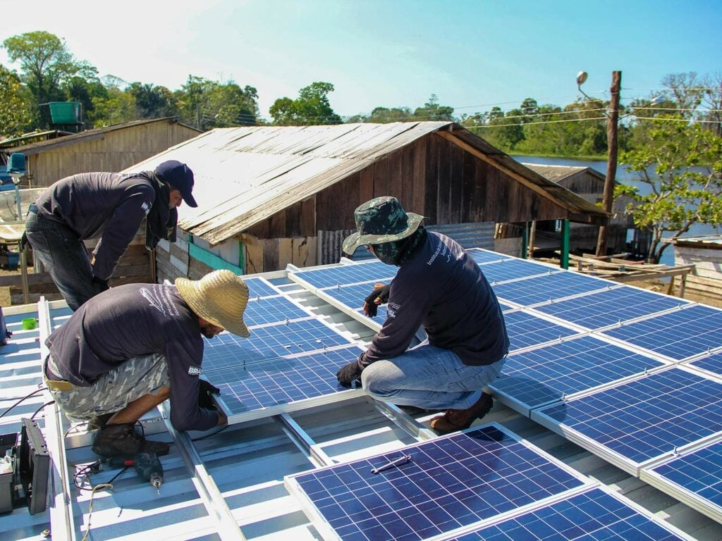 amazon solar panel