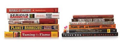Barbecue Bookshelf