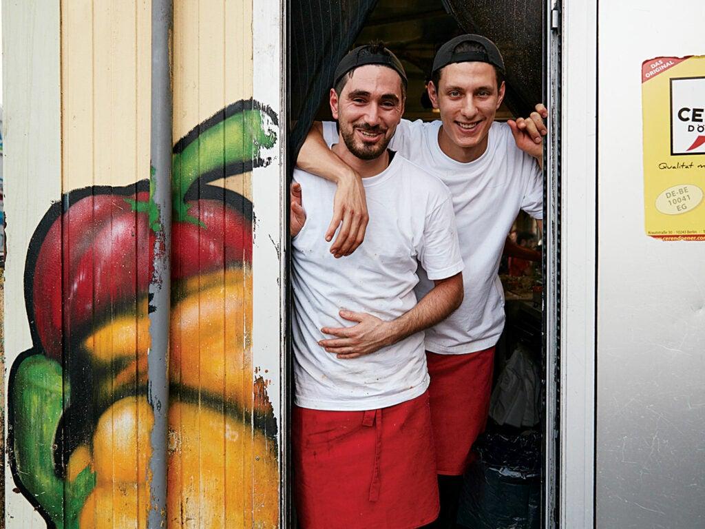 Vegetarian Cooks in Berlin