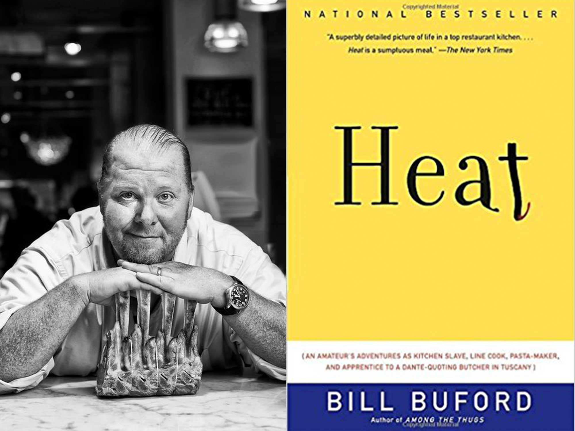 Into the Archives: Revisiting the Culinary Tell-All Reported from Mario Batali's Kitchens One Decade Ago