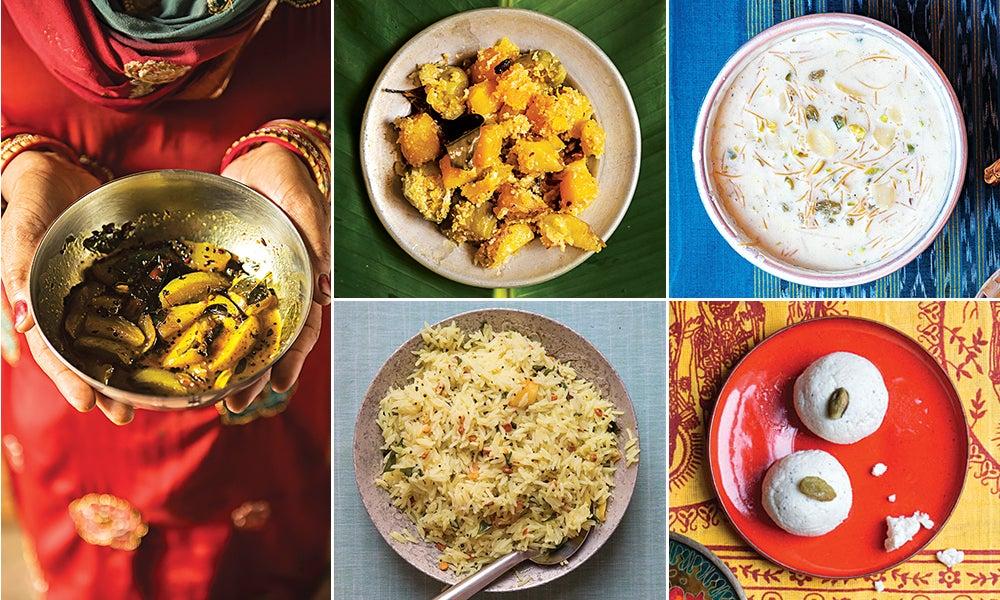 Menu: An East Indian Feast