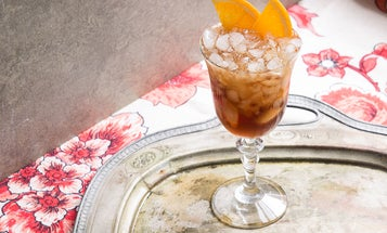 How an Old Sherry Drink Defined an Era of American History