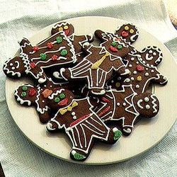The History of Gingerbread Men