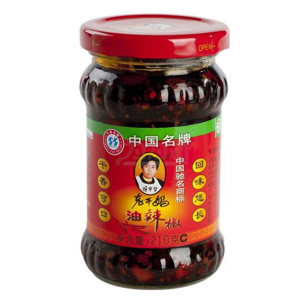 Lao Gan Ma Chile Crisp