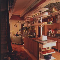 Kitchen at the Center of the Universe