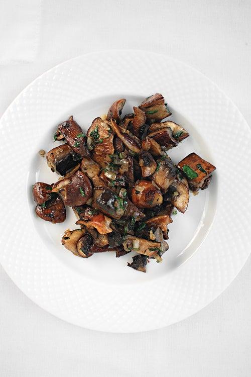 Sautéed Mixed Mushrooms