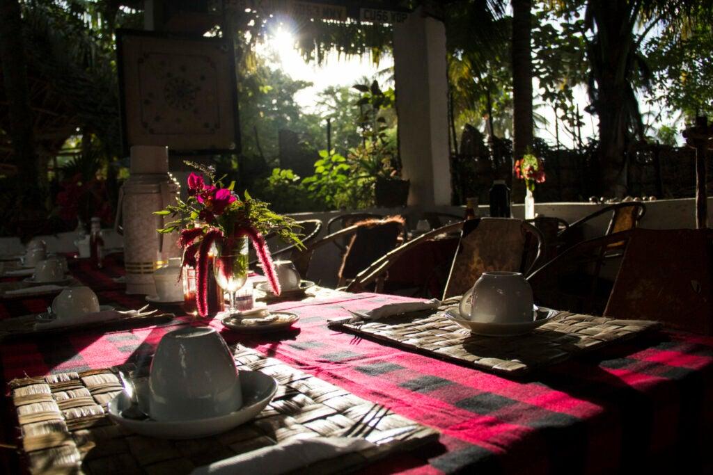 Mustapha's Place in Zanzibar