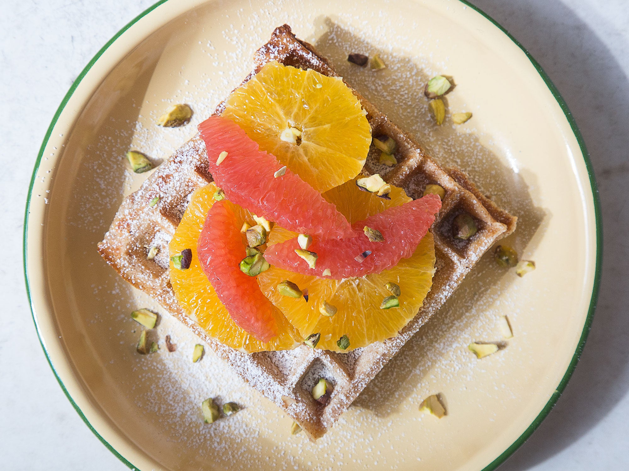 Homemade Waffles Deserve More Than Maple Syrup
