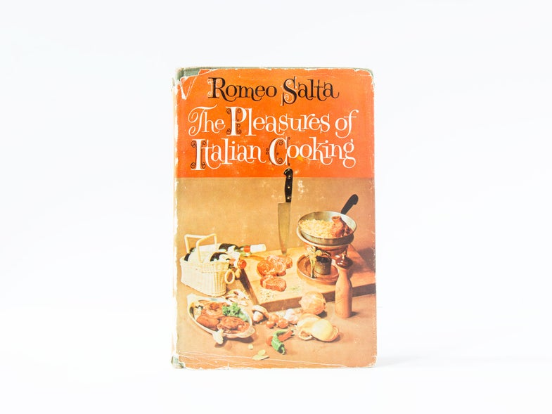 TBT: An Italian Cookbook from Mom