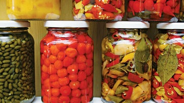 Brazilian Pickled Chiles (Conserva de Pimenta)
