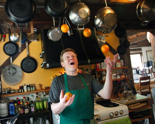 Kitchen Tour With Philippe Petit