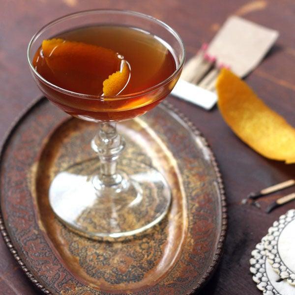 Friday Cocktails: The Brow Burner