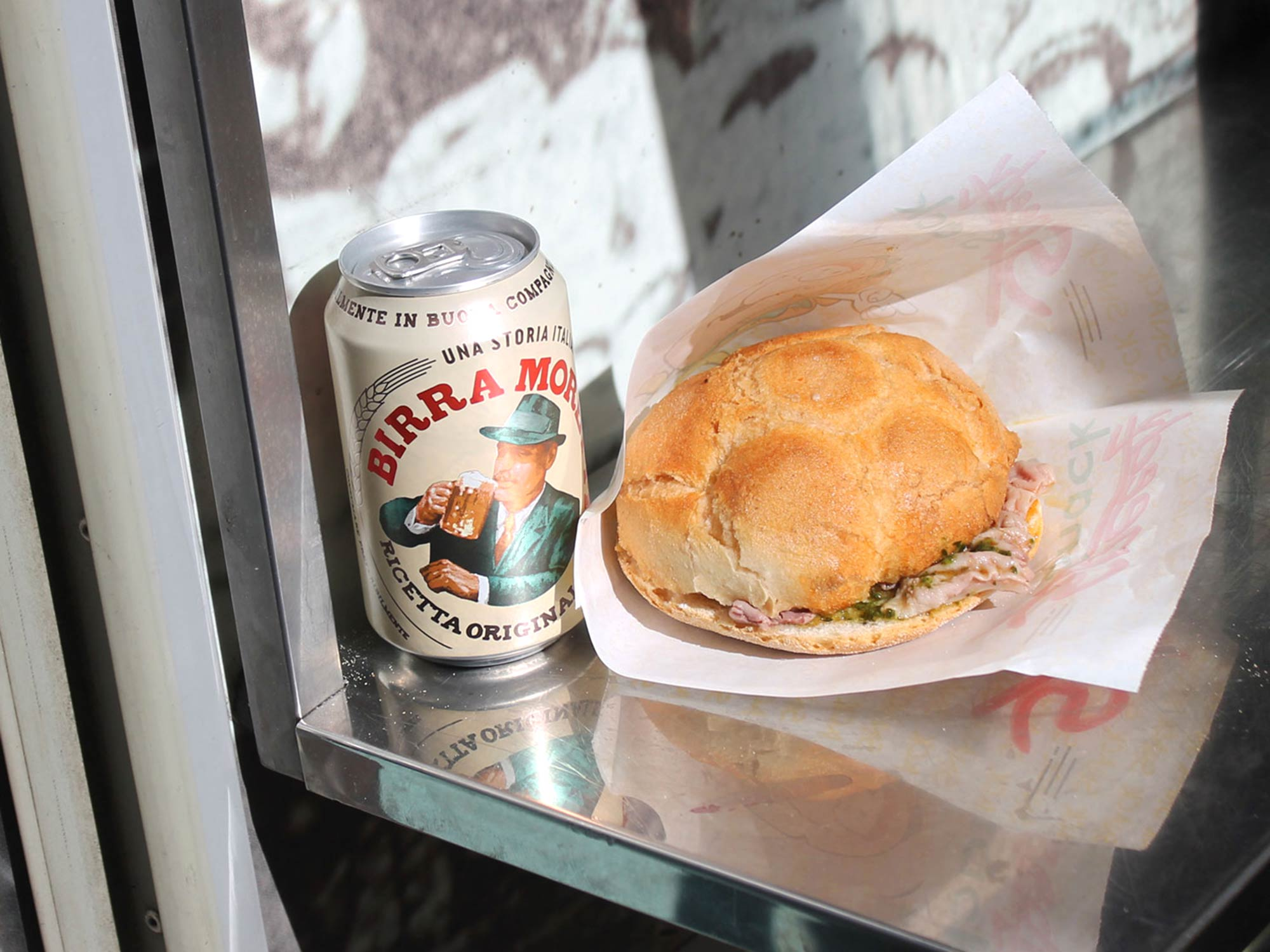 The World's Best Sandwiches Come From Florence