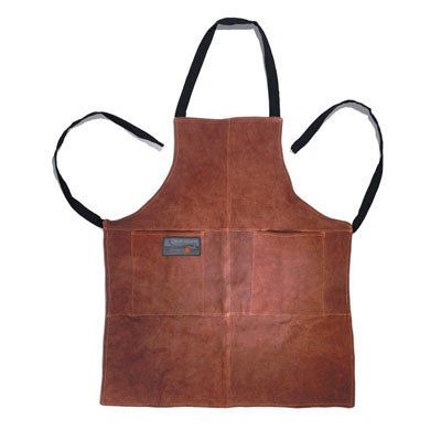 Leather Grill Apron
